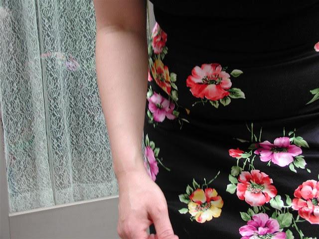 My skirt, by Adam
