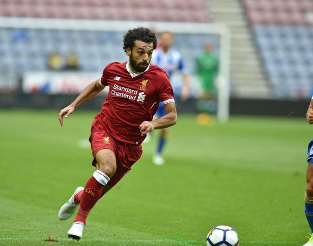 Team News! Mohamed Salah Misses Training Ahead Of Liverpool Big Clash Against Arsenal Today