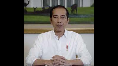 Pesan Presiden Jokowi untuk Rakyat Indonesia Dari Istana Bogor