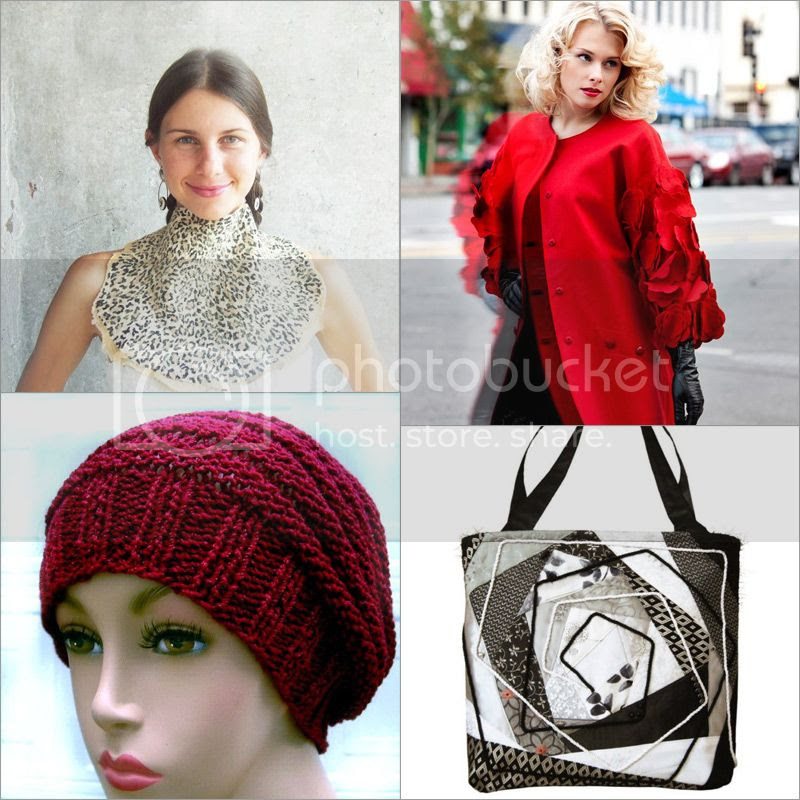 Fall color fashion accessories