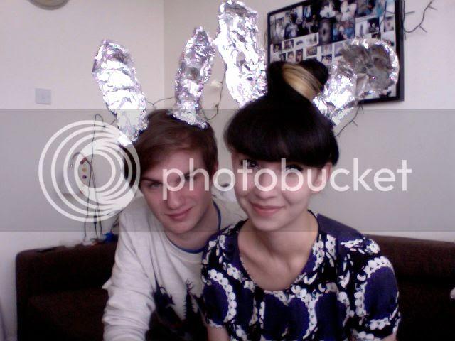 Sabinna und David