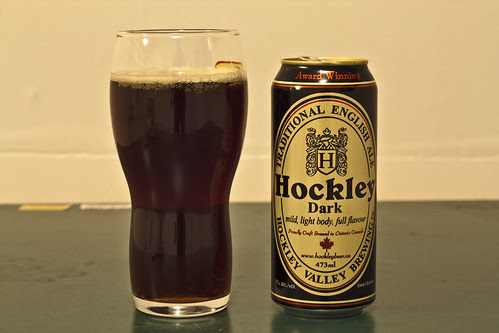 Review: Hockley Dark Ale by Cody La Bière