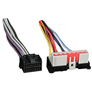 Amazon.com: Metra Reverse Wiring Harness 71-5600 for 1996 ...
