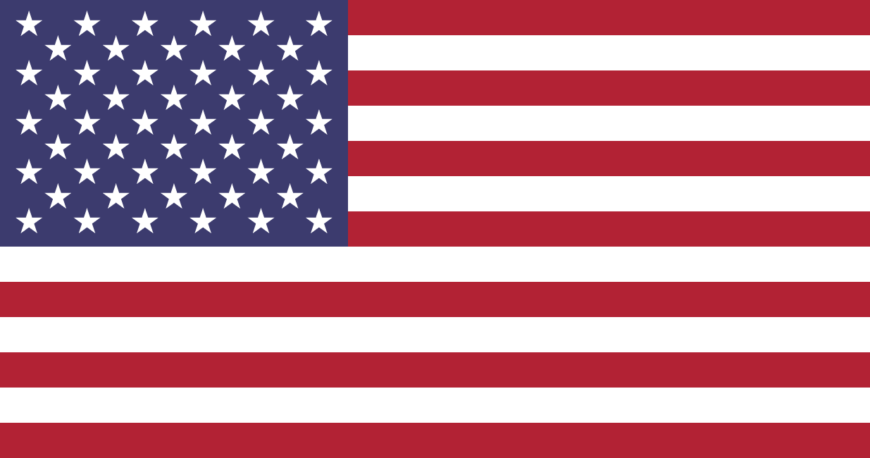 Image of the national flag of the United States