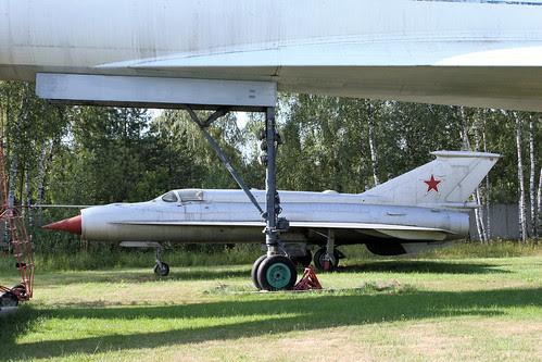Mikoyan-Gurevich MiG-21 Analog