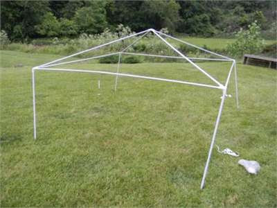 Rite Aid 9 X9 Home Design Lawn And Party Gazebo Instructions Fixya