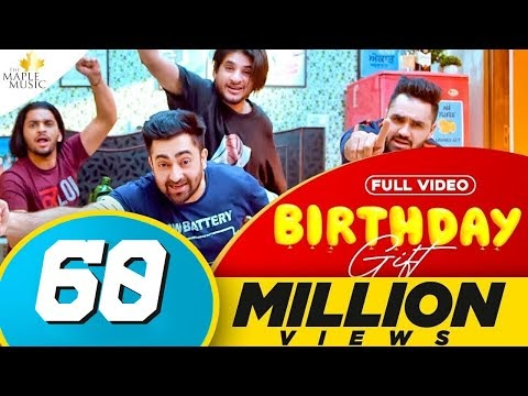 Birthday Gift Lyrics Sharry Mann New Punjabi Song Mp3 Download 2020 | A1laycris