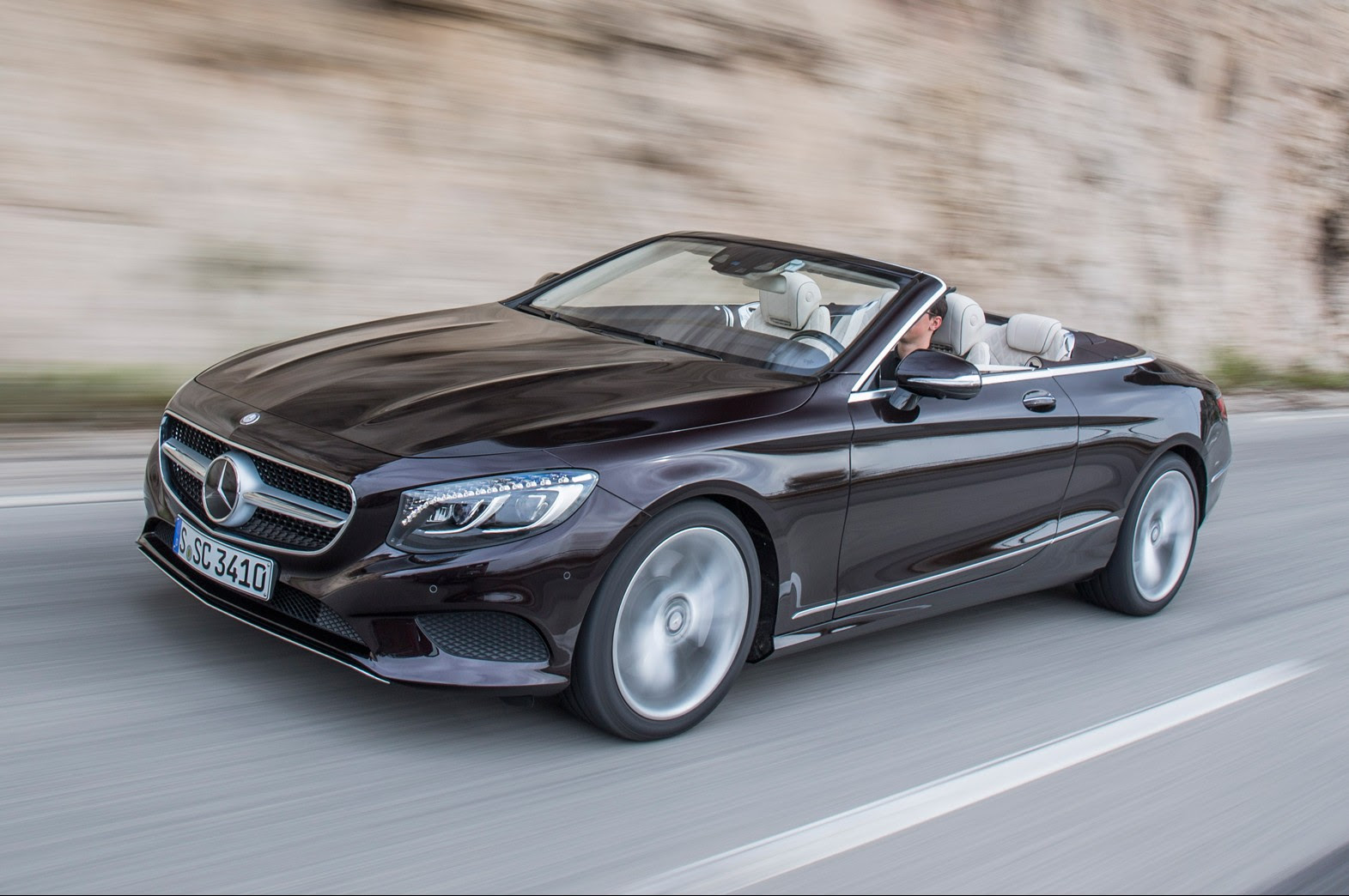 2017 Mercedes-Benz S-Class Cabriolet First Drive Review ...