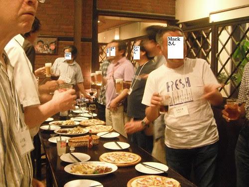 情報交換会談話中 2012年7月14日 by Poran111