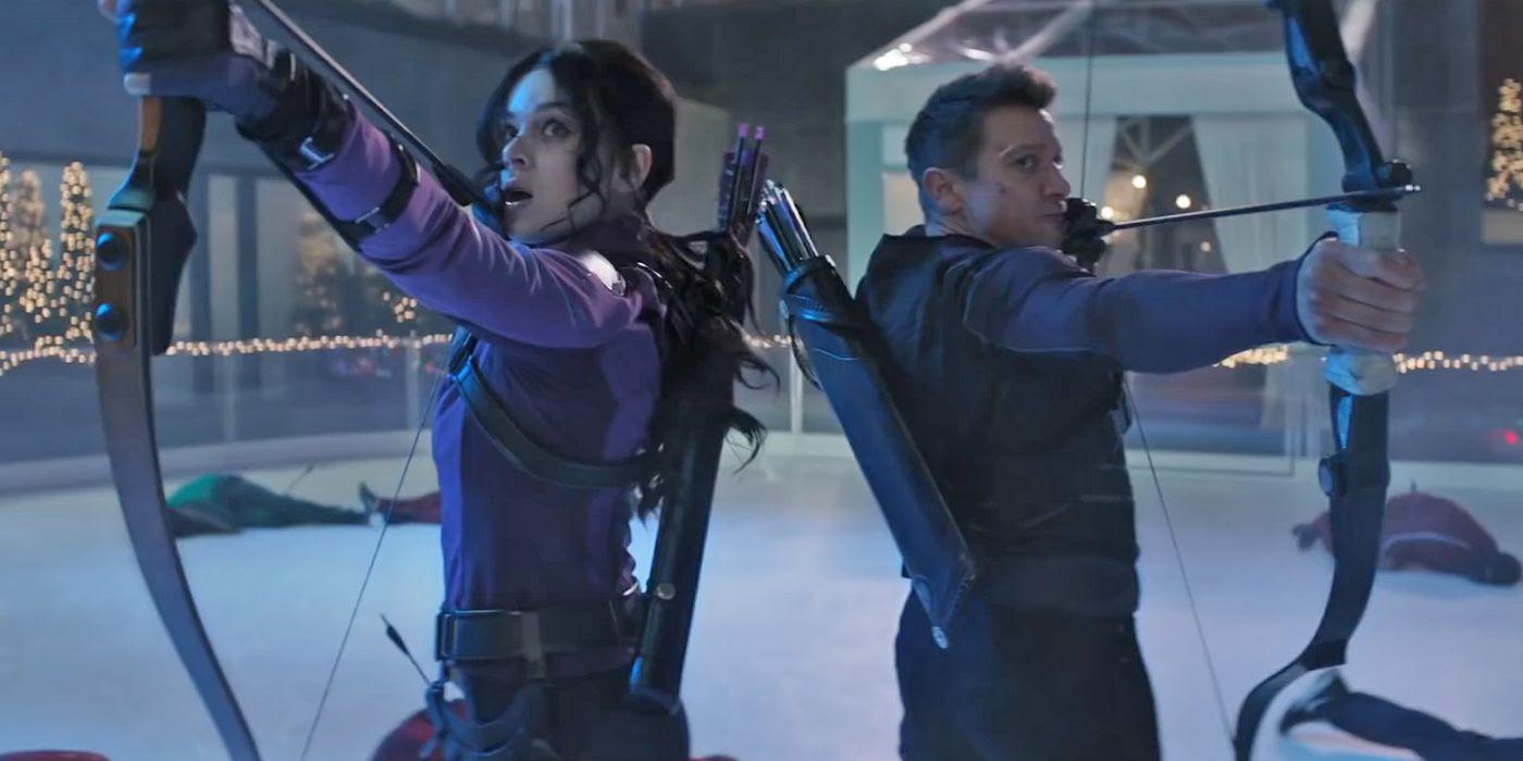 Hawkeye Trailer Announces Two-Episode Disney+ Premiere   CBR