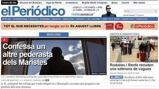 """""""El Periódico"""" publica una entrevista amb aquest exdocent dels Maristes"""