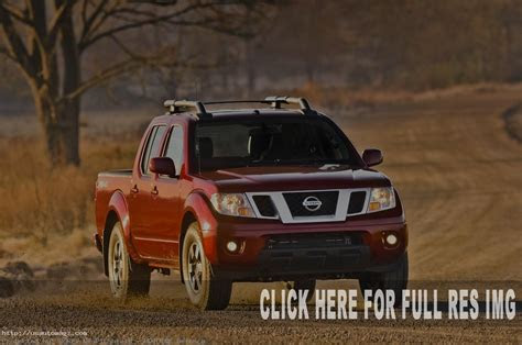 nissan frontier crew cab specifications  auto suv
