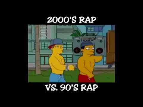 2000'S Rap Vs. 90'S Rap | Old is Gold