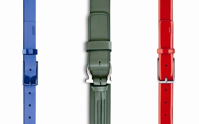 8 - colored belt