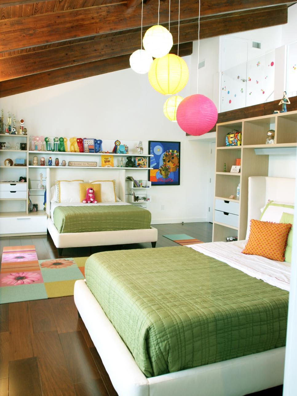 Lighting Ideas for Your Kids' Room | HGTV