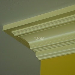 How To Install Crown Molding 106 For About 413ft The Joy Of