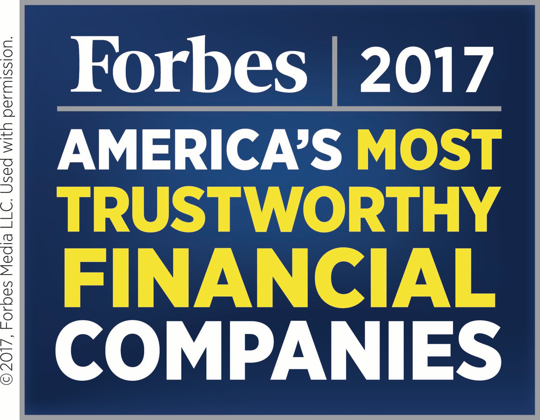 """UFG Named to Forbes' ® 2017 List of """"America's 50 Most ..."""