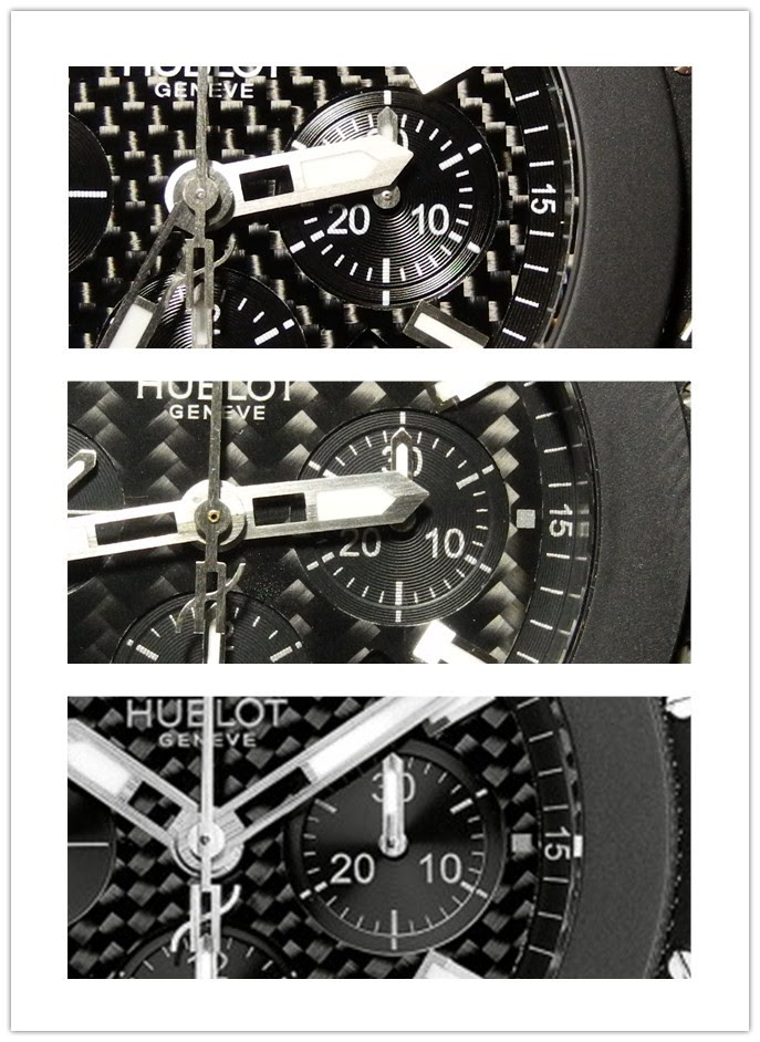 Hublot Minute Chronograph Counters
