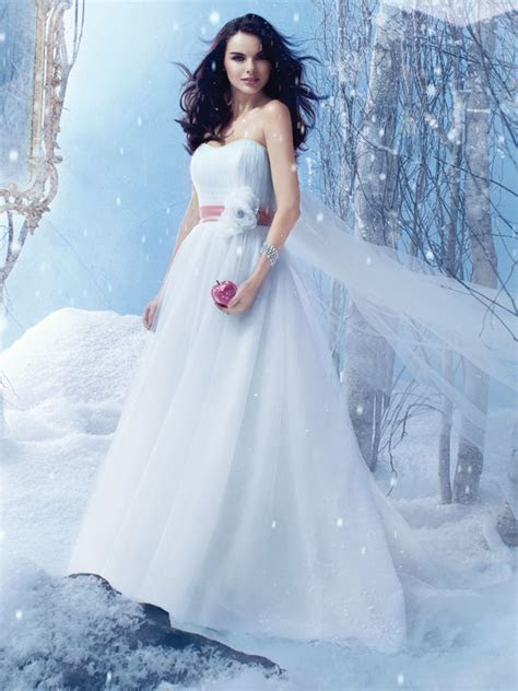 Alfred Angelo Wedding Dresses Disney Collection 2018 With