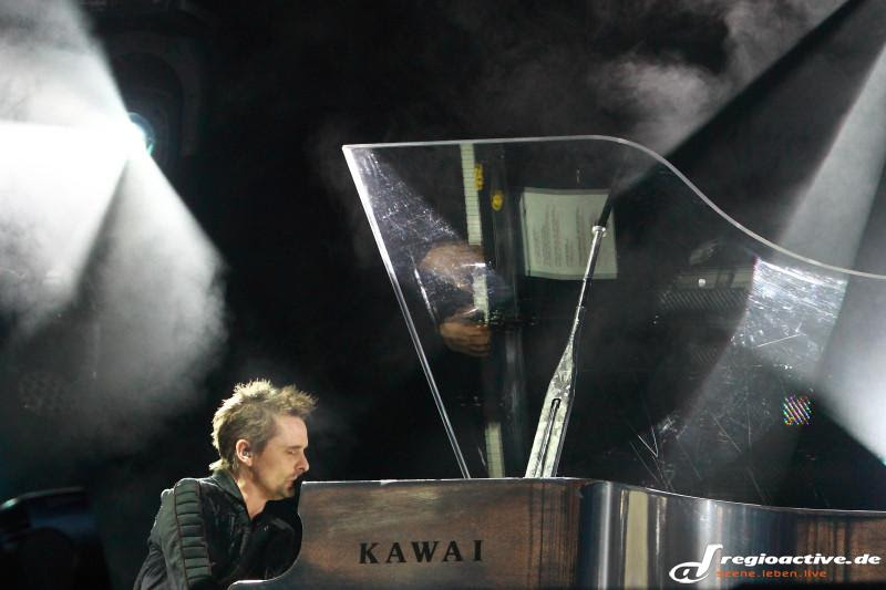Muse (live bei Rock im Revier, 2015 Samstag)