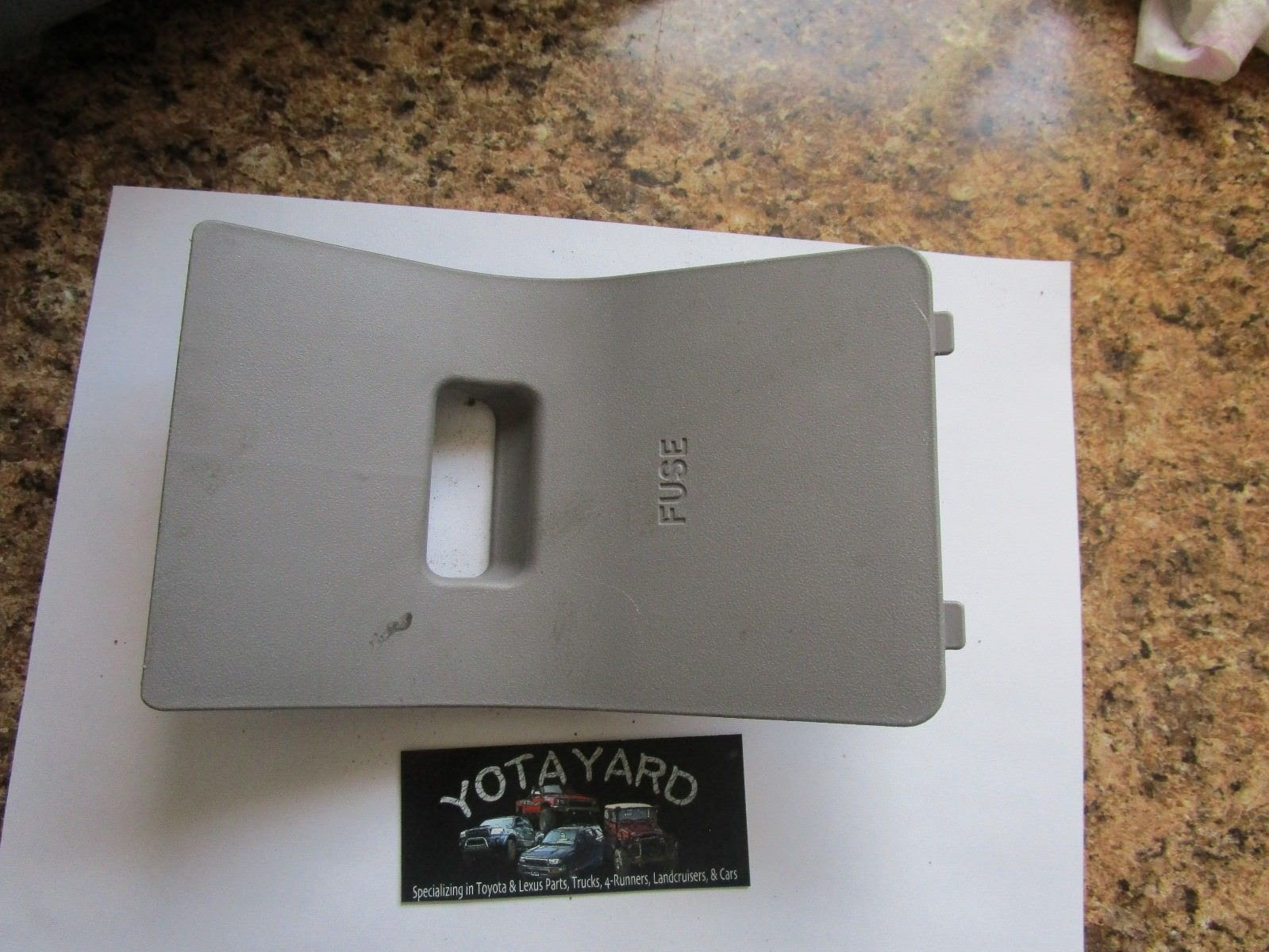 Fuse Box Cover Car Truck Part Ebay