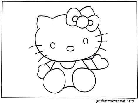 mewarnai  kitty atin  kitty kitty doraemon