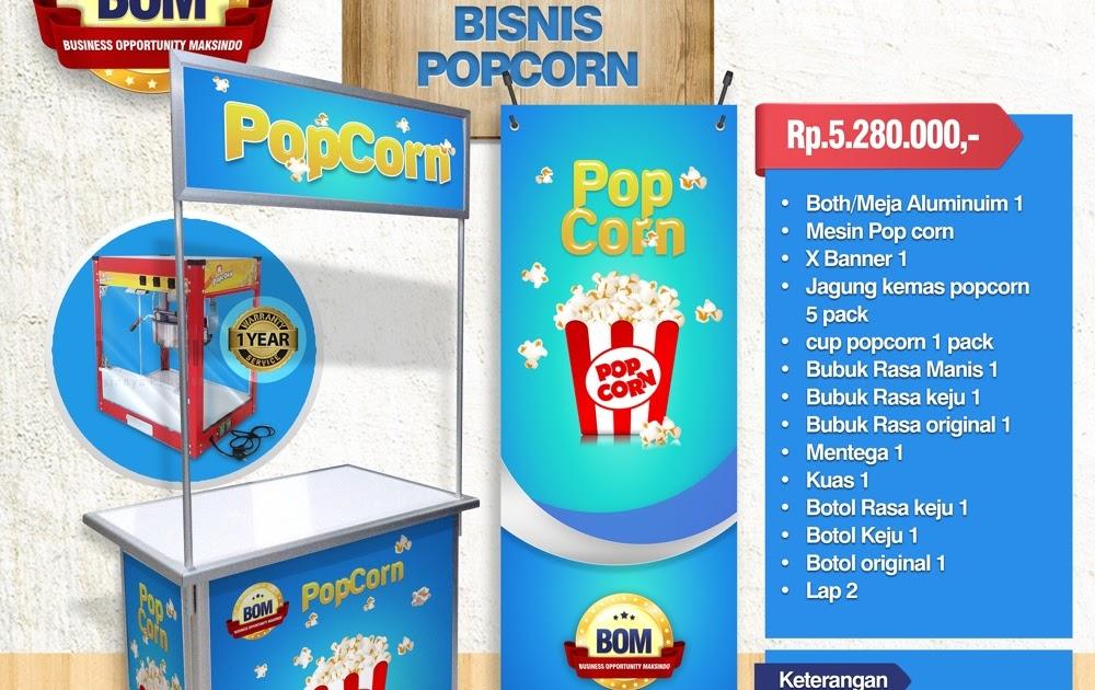 Spanduk Gambar Pop Ice Dan Sosis Bakar - desain banner ...