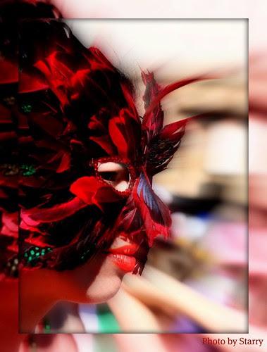 Masque and a Mirror