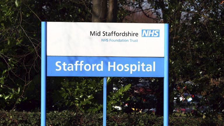 Cientos de muertos durante los años 2005 y 2009 en un hospital de Reino Unido