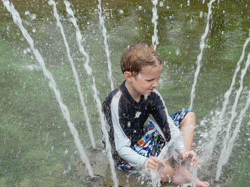 Water Play, Jacob Ballas