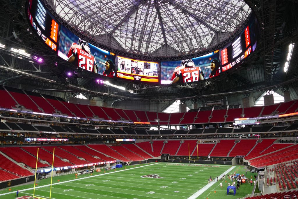 5 Things to Know About Mercedes-Benz Stadium | Atlanta ...