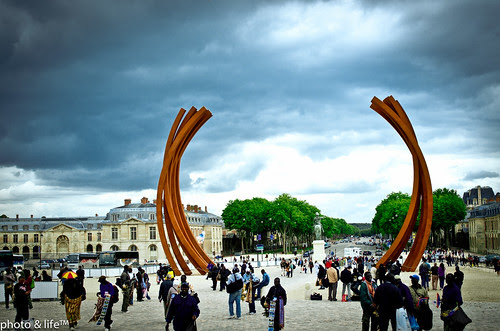 VENET À VERSAILLES. by Jean-Fabien - photo & life™