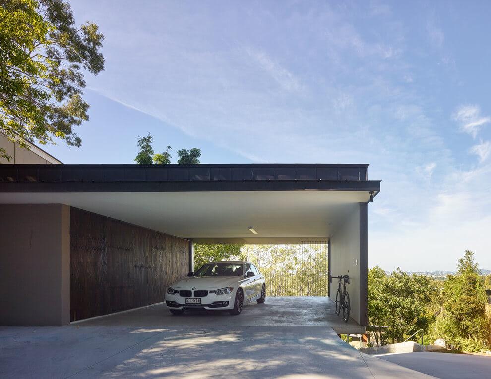 modern-carport | Interior Design Ideas.