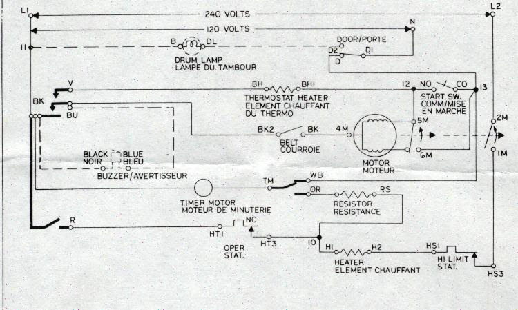 Circuit Diagrams : electrical diagram for whirlpool dryerCircuit Diagrams - blogger