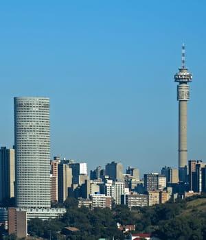 johannesburg,poumon économique de l'afrique du sud.