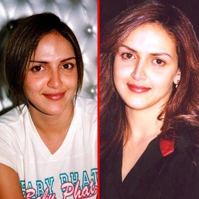 aish without makeup. Isha Deol Without Makeup