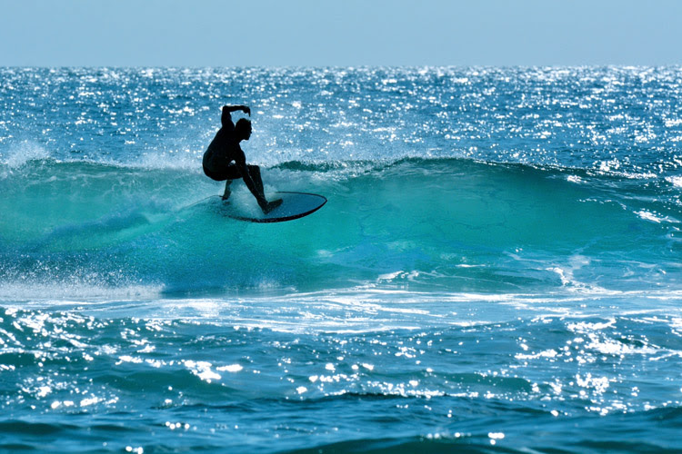 Mind surfing: a mental practice that will help become a better surfer | Photo: Shutterstock