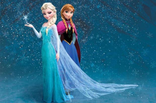"""Princesas dos desenhos da Disney, como as de """"Frozen"""", refletem conquistas femininas e mudanças comportamentais Disney/Divulgação"""