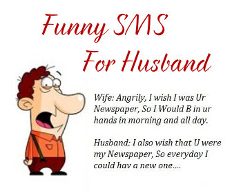 husband funny messages