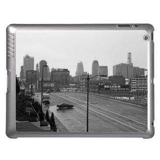 Downtown Kansas City iPad Case