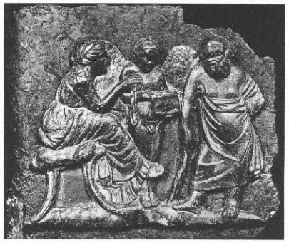socrates y Diotima