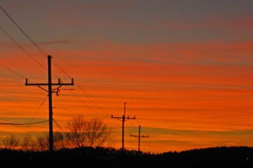 Oden Sunset