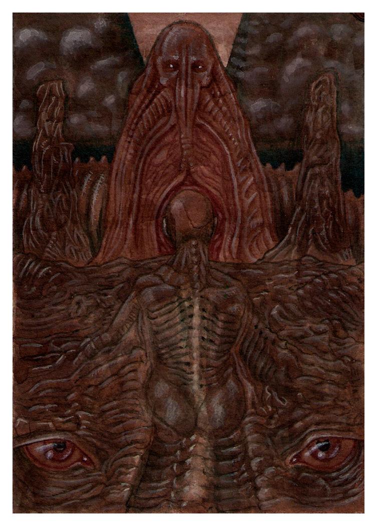 XXIV - Postcard IV by Fagertveit