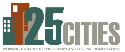 25 Cities Initiative logo