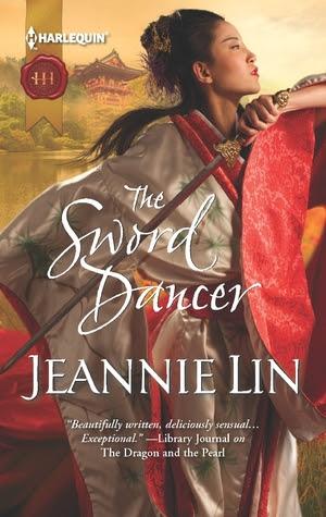 The Sword Dancer (Tang Dynasty, #4)