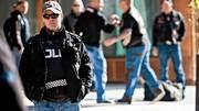 Hells Angels-medlemmer fra flere europeiske land var i fjor høst samlet til det første Europa-møtet på norsk jord på Helsfyr Hotell i Oslo. Politiet var tungt til stede med flere sivile og uniformerte tjenestemenn.