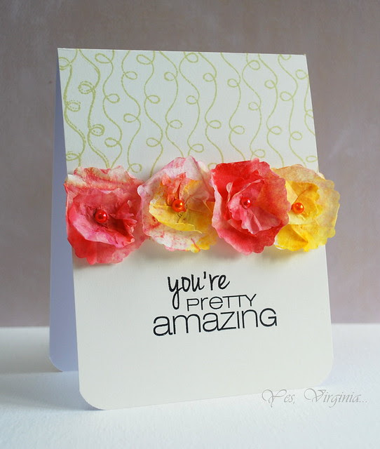 you're pretty amazing