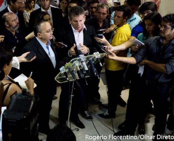 PSB formaliza convite a Taques para se filiar e pôr fim a desconforto no PDT; Zeca deve liderar oposição