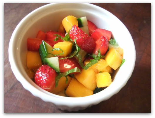 Sweet Mango Salad