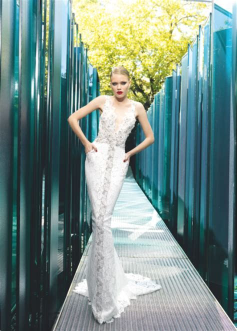 Sumptuous Yolan Cris 2015 Wedding Dresses Collection